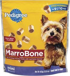 Pedigree MarroBone Mini Beef Dog Treats - 15 oz