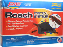 PIC Roach Control Systems (12-Pack)