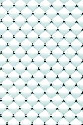 "PLASKOLITE 23.75"" x 47.75"" Clear Prismatic Acrylic Light Panel"