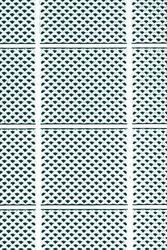 "PLASKOLITE 23.75"" x 47.75"" Prisma Square Acrylic Light Panel"