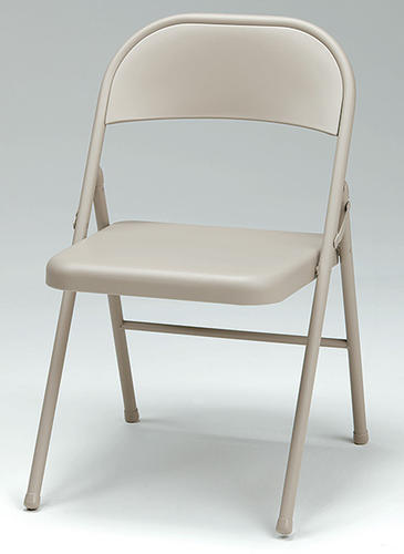 "16"" Steel Folding Chair"