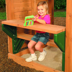 PlayStar Picnic Table Brackets