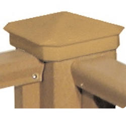UltraDeck Natural Post Sleeve Cap