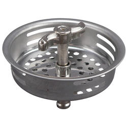Plumb Works Twist-Lock Replacement Basket Strainer