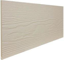 "MaxiPLANK™ 8-1/4"" x 12' Prefinished Textured Fiber Cement Lap Siding 15 Yr Paint Warranty"