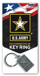 U.S. Army Key Ring