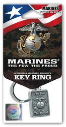 U.S. Marines Key Ring