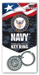 U.S. Navy Key Ring