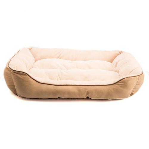"""Masterpaws 27"""" x 36"""" Rectangle Cuddler Pet Bed at Menards"""