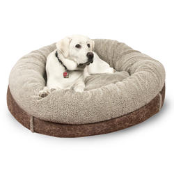 Large Oval Donut Pet Bed