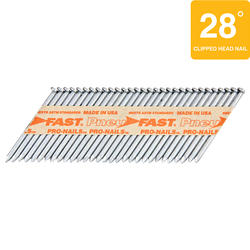 "Pneu-Fast® 2-1/4"" x .131- Smooth Framing Nails"