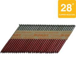 "Pneu-Fast® 3-1/4"" x .131- Smooth Framing Nails"