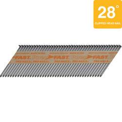 "Pneu-Fast® 2-3/8"" x .120- Ring Brite Framing Nails"