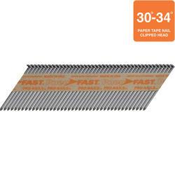 "Pneu-Fast® 2 3/8"" x .120- Ring Brite Framing Nails"