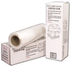 Polar Plastics 65-Gauge Self-Cling Stretch Film