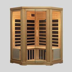 3 person Corner Far Infrared Sauna