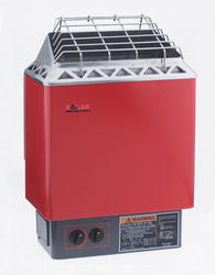 Wall heater 4.5kW/240V built-in controls.  210 cu. Ft. max