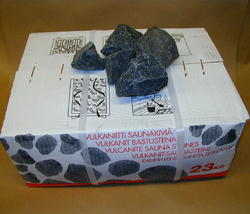 Rocks for 6.0kW and 8kW wall heater
