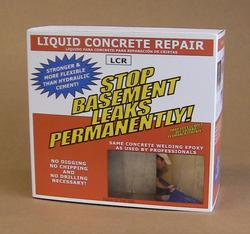 Polygem Liquid Concrete Repair Kit