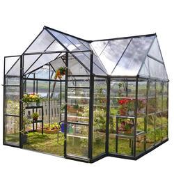 Chalet 14' x 12' Greenhouse