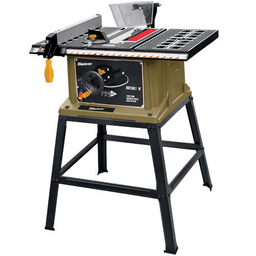 Rockwell Shopseries 10 Table Saw With Stand At Menards