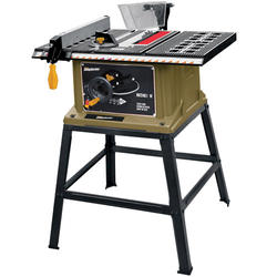 "Rockwell® Shopseries™ 10"" Table Saw with Stand"