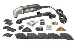 Sonicrafter® 72-Piece Oscillating Tool Kit