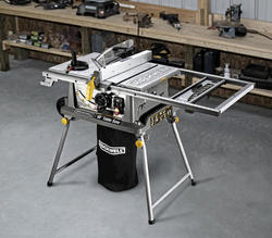 "Rockwell® 10"" Jobsite Table Saw with Laser"