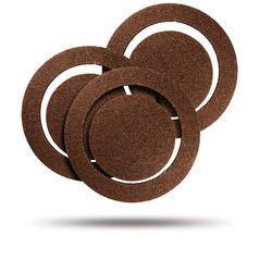 Rockwell® 80-Grit Vibrafree™ Sandpaper (5-Pack)