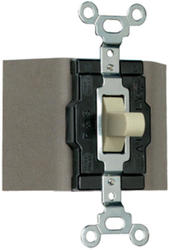 Legrand 15-Amp Single-Pole Double-Throw Momentary Contact Manual Controller