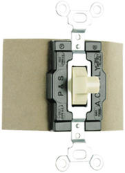 Legrand 30-Amp Single-Pole Double-Throw Momentary Contact Manual Controller
