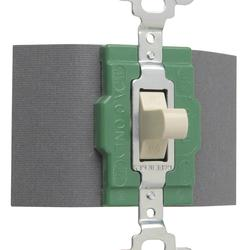 Legrand 30-Amp Double-Pole Double-Throw Momentary Contact Manual Controller