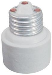 Legrand White Incandescent Lampholder (Medium to Medium Base)