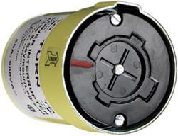 Legrand Turnlok® Black 60-Amp 600-Volt Power-Interrupting Plug