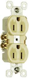 Legrand Pass & Seymour TradeMaster® 15-Amp Duplex Outlet