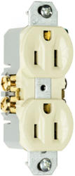 Legrand Pass & Seymour TradeMaster® TradeMaster® 15-Amp Duplex Outlet without Ears