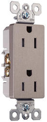 Legrand Pass & Seymour TradeMaster® 15-Amp Tamper-Resistant Decorator Outlet