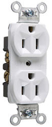 Legrand 15-Amp Commercial Grade Outlet