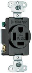 Legrand 20-Amp 125/250-Volt 4-Wire Flush Power Outlet