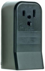 Legrand 50-Amp Surface-Mount Outlet
