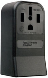 Legrand 50-Amp Surface Range Outlet