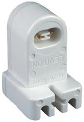 Legrand White 600-Watt 600-Volt Fluorescent Pedestal-Type Lampholder