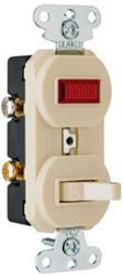 Legrand 1-Pole Toggle Switch/Pilot