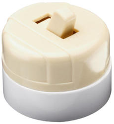 Legrand Ivory Surface-Mounted Switch