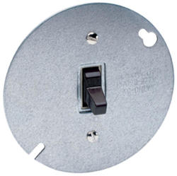 Legrand Cover-Mounted Quiet Switch
