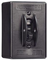 Legrand 30-Amp 3-Pole 3-Phase Manual Controller NEMA 1 Enclosure