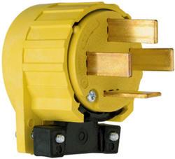 Legrand 60-Amp Angle Plug