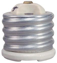 Legrand White Socket Adapter Lampholder