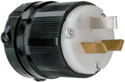 Legrand 20-Amp Nylon Plug