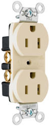 Legrand 15-Amp Smooth Face Construction Outlet